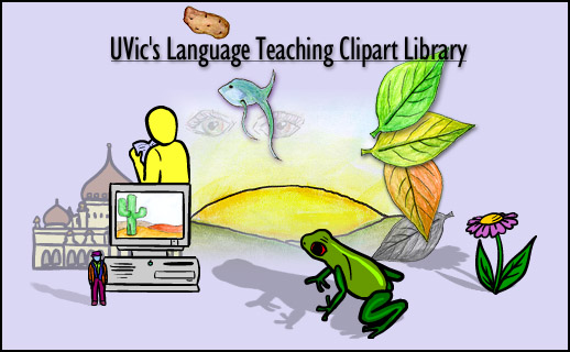 Uvic S Language Teaching Clipart Library