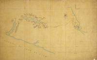 Map showing part of Vancouver Island, between Straits of Juan de Fuca and Cowichan Harbour.