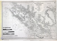 Vancouver Island and adjacent shores of British Columbia.