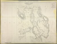 Shawnigan District 1859. Vancouver Island Colony. Sketch Maps of Districts.