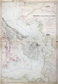 Haro and Rosario Straits. North America, west coast, Haro and Rosario Straits.