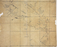 Map of part of Vancouver Island, the Gulf of Georgia and supposed Strait of Juan de Fuca Vancouver Island