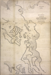 Archipelago of Arro, Gulf of Georgia, Ringgold's Channel and Straits of Fuca, Oregon Territory