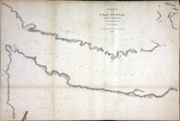 Straits of Juan de Fuca, Oregon Territory, from surveys of the U.S. Ex. Ex. and Spanish and English authorities