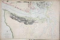 San Juan Boundary Arbitration atlas [map 7]. Strait of Juan de Fuca