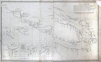 San Juan boundary dispute maps [map H].    Carta que comprehende los interiores y veril de la costa desde los 48 de latitude N. hasta los 50 (1791)