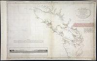 San Juan Water Boundary (Arbitration) : list of maps sent to Admiral Prevost at Berlin on the 12th June 1872 [map 15] Carta esferica de los reconocimientos hechos en 1792 en la costa n.o. de America
