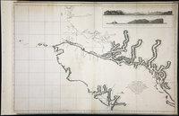 San Juan Water Boundary (Arbitration) : list of maps sent to Admiral Prevost at Berlin on the 12th June 1872 [map 16] Carta esferica de los reconocimientos hechos en la costa no. de America desde la parte en que empiezan a angostar