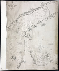 San Juan Water Boundary (Arbitration) : list of maps sent to Admiral Prevost at Berlin on the 12th June 1872 [map 21] Port San Juan