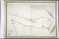 San Juan Water Boundary (Arbitration) : list of maps sent to Admiral Prevost at Berlin on the 12th June 1872 [map 9] Plano del estrecho de Fuca