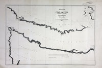Straits of Juan de Fuca, Oregon Territory. From surveys of the U.S. Ex. Ex. and Spanish and English authorities