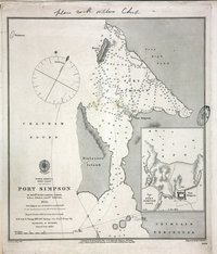 Port Simpson, 1853.