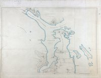Saanich District [and] South Saanich District, 1855. The South Eastern Districts of Vancouver Island.