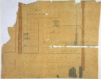 [Plan of the town of Victoria, 1860].