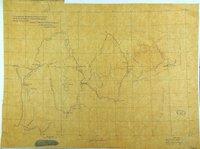 Map of parts of British Columbia, Alberta and the States of Washington, Idaho and Montana.