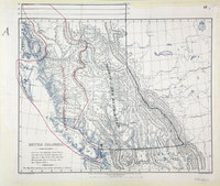 British Columbia. Coast lines from Admiralty Charts, interior from Explorations by Royal Engineers and others up to 1862. North of Fraser River from Mr. Arrowsmith. East of Columbia River from Captain Palliser.