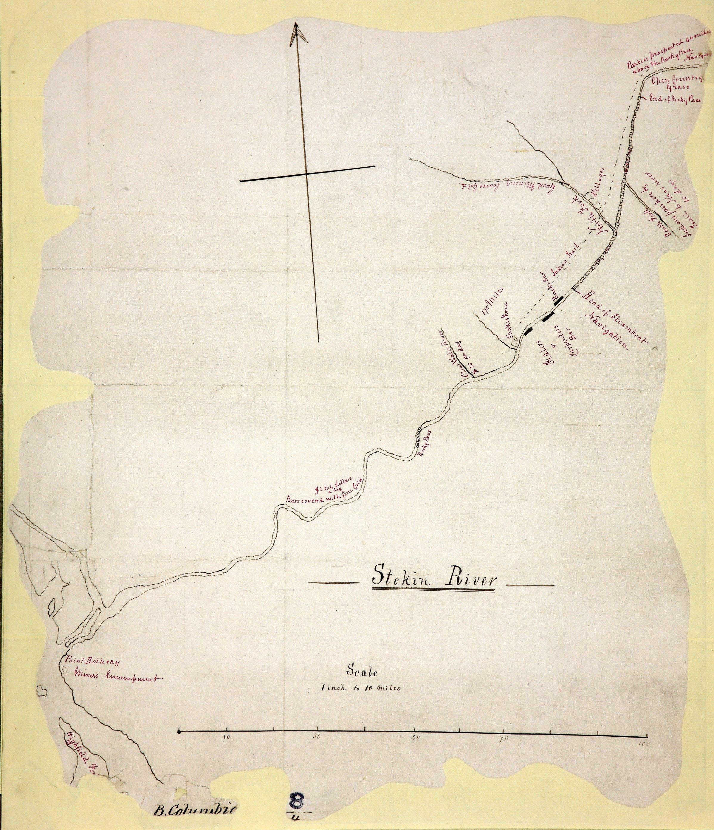 Stekin River [c. 1860]
