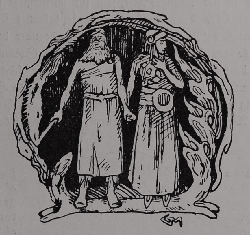 The Deaths of King Ingaldr hinn Illráði and Queen