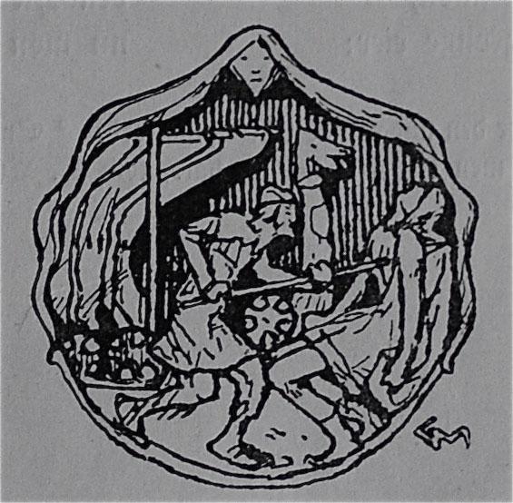 The Death of King Guðröðr Veiðikonung