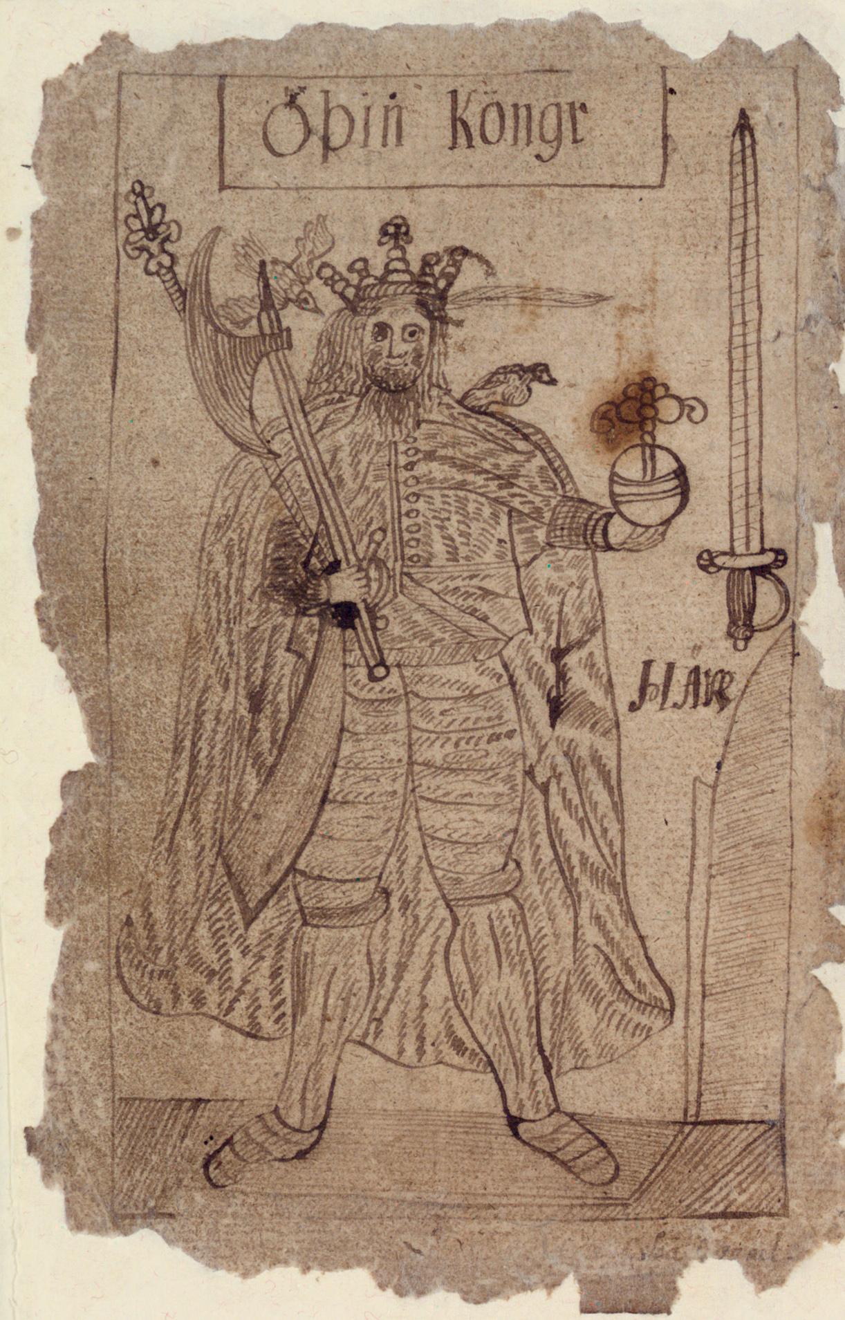 King Óðinn