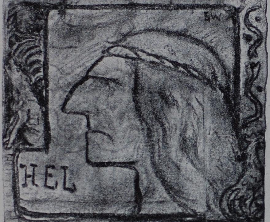 Portrait of Hel