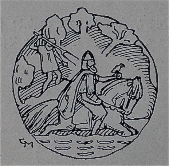 The Death of King Dagr hinn spaki