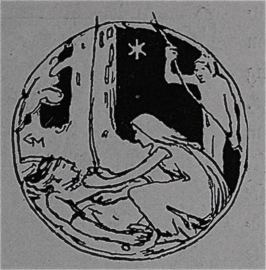 The Death of King Agni
