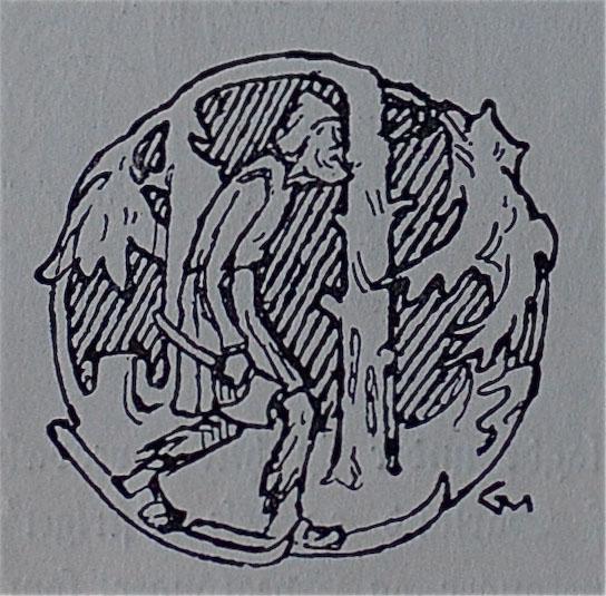 The Death of King Óláfr Trételgja