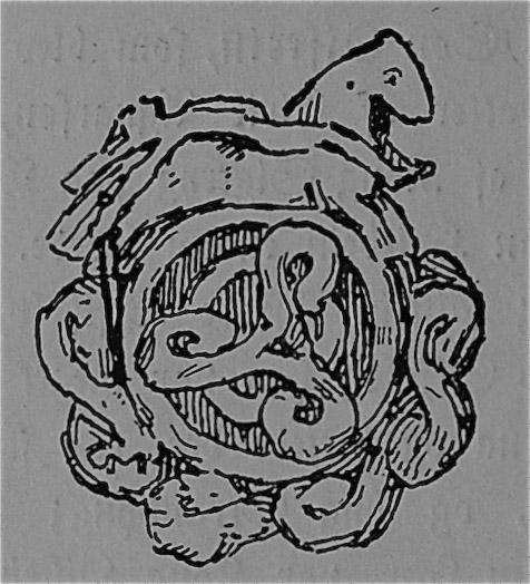 The Death of King Hálfdan Hinn Mildi
