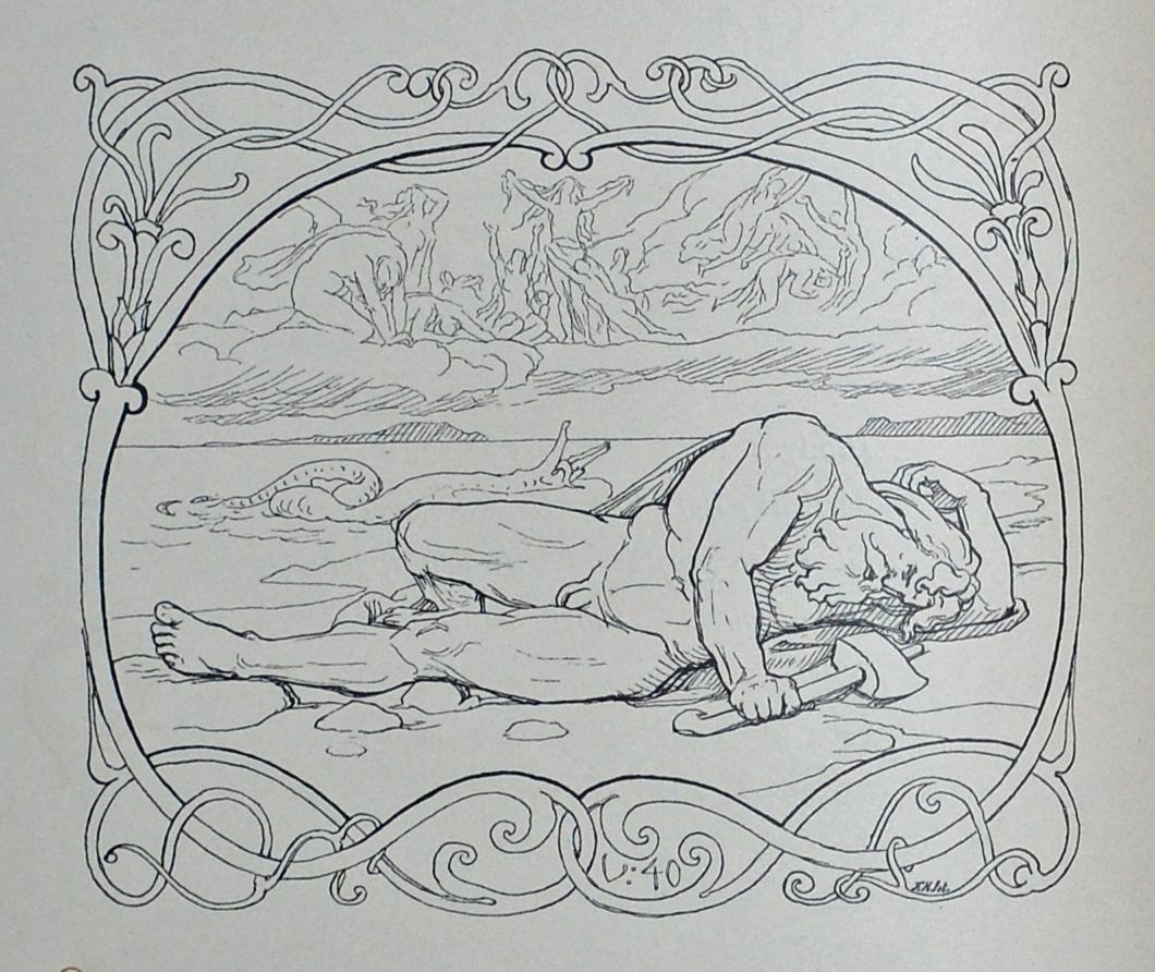 The Death of Þórr