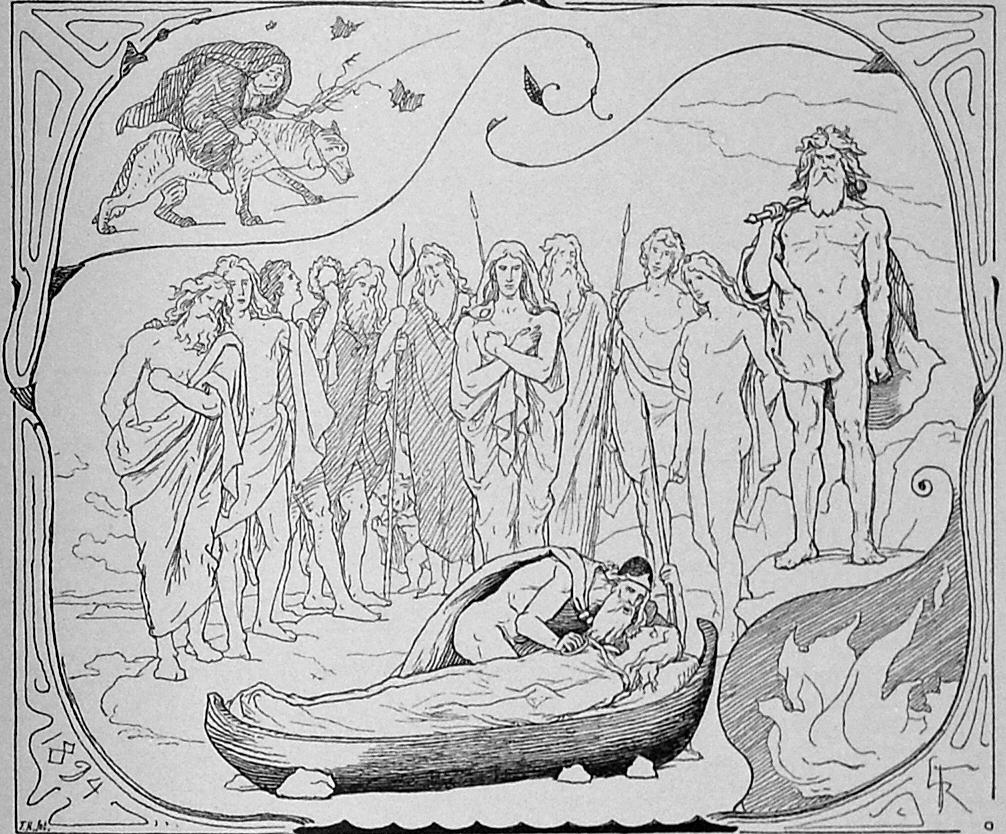 Baldr's Funeral