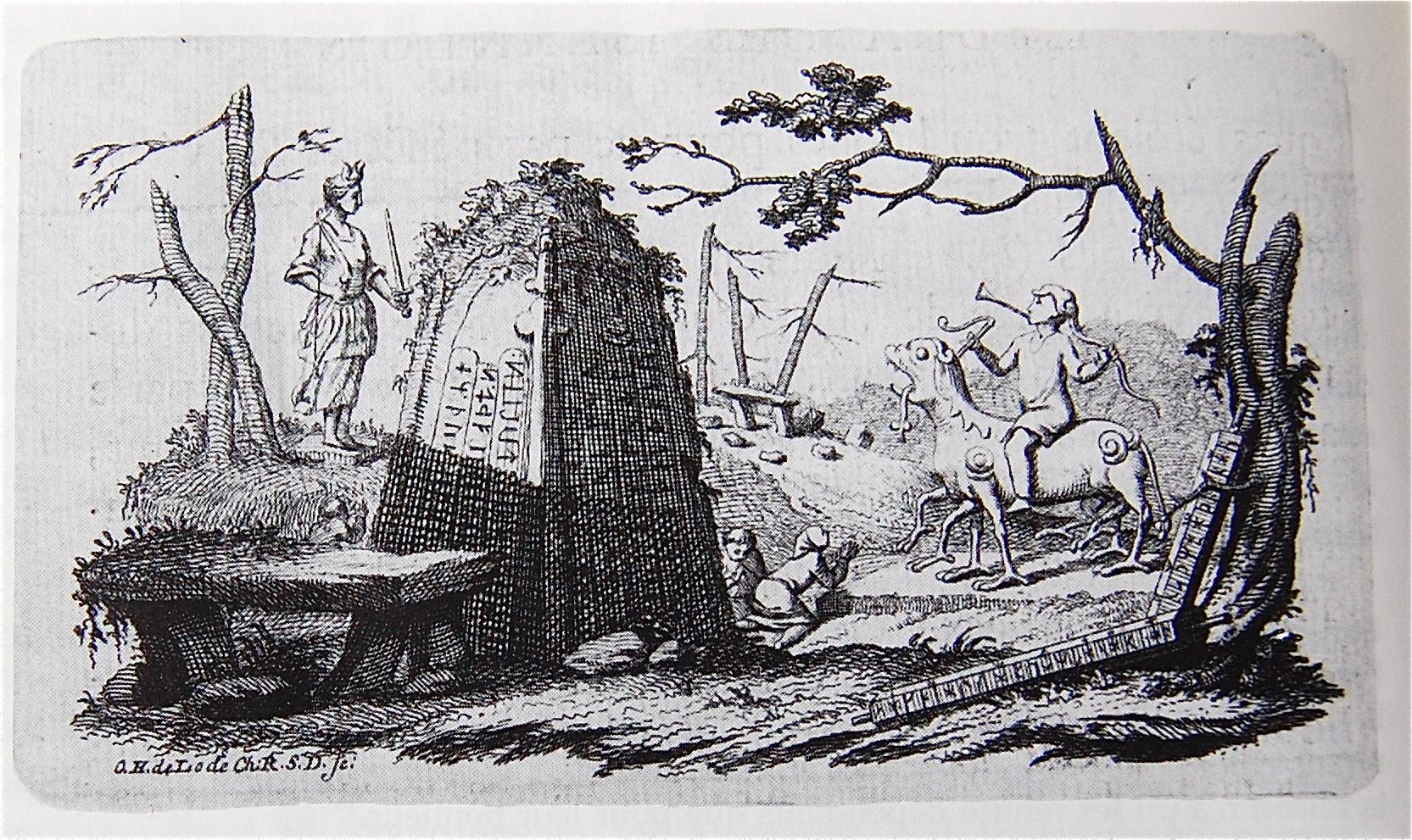 Header for Mallet's Edda, ou                                    Mythologie Celtique