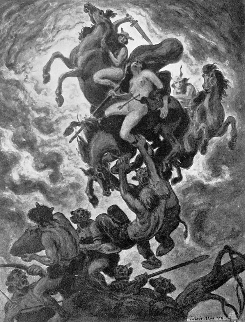 Valkyries at Ragnarök