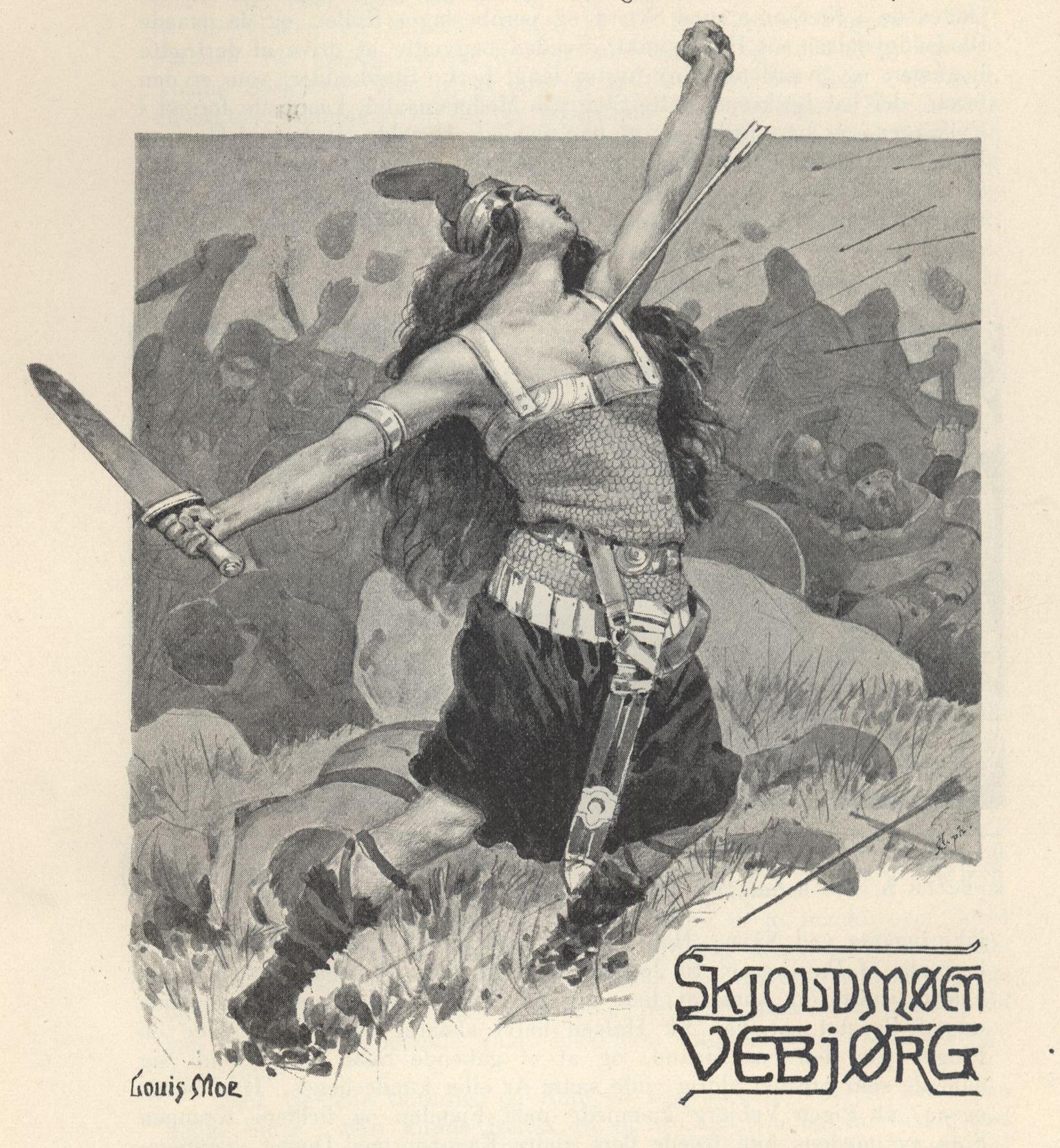 The Death of Vébjörg