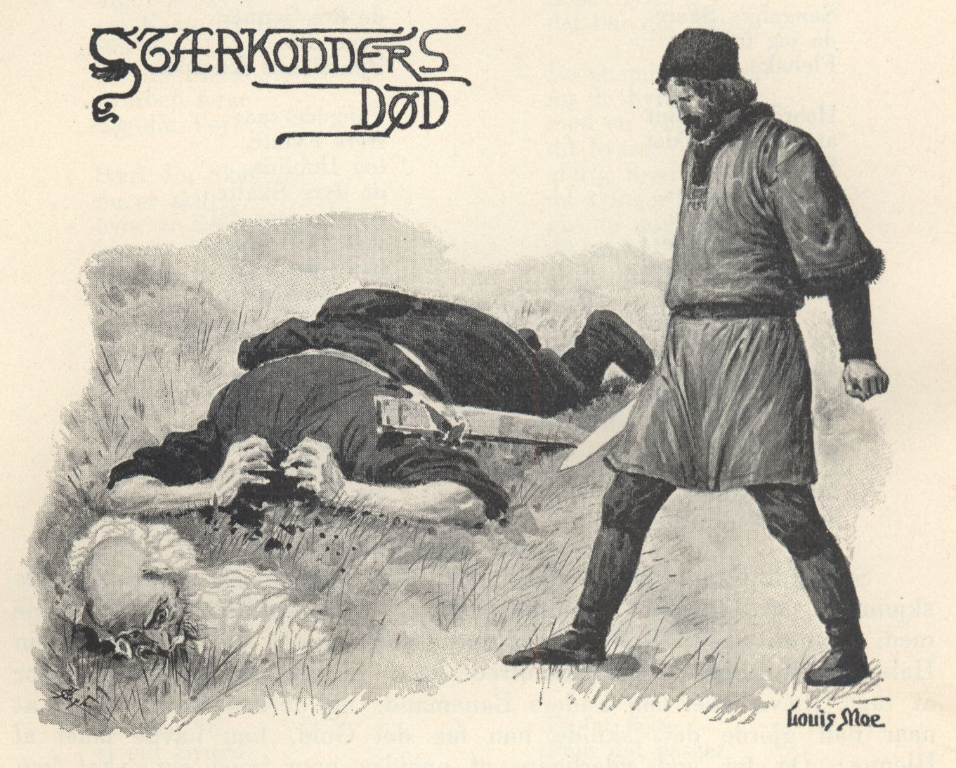 The Death of Starkaðr