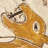 Digital image of the illustration on f.42v. of the AM 738 4to manuscript.
