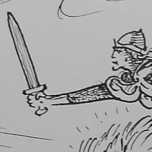 Freyr at The Battle of Ragnarök